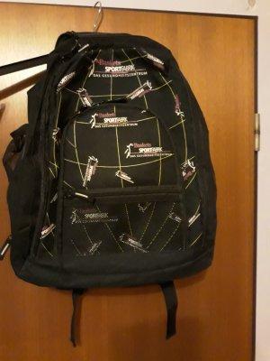 School Backpack black