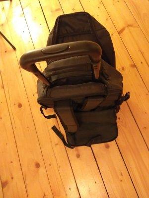 Carrito de mochila negro