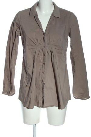 Backstage Shirt Blouse brown elegant
