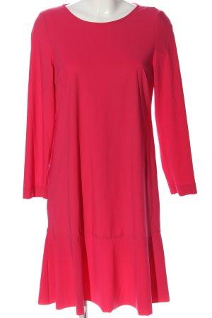 Backstage Langarmkleid pink Casual-Look