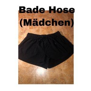 Bade Hose Schwarz