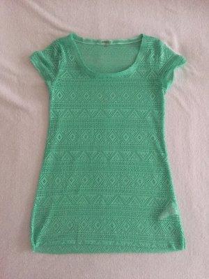 Odzież plażowa zielony