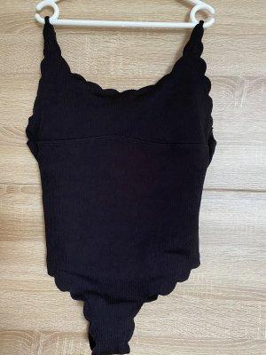 Sheinside Swimsuit black