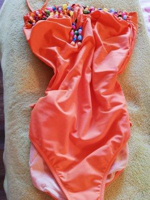 Alba Moda Costume da bagno arancione