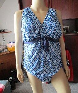 Swimsuit blue