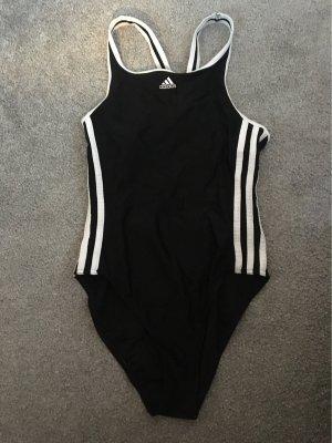 Adidas Zwempak wit-zwart