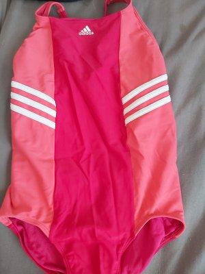 Adidas Traje de baño rosa-rosa neón