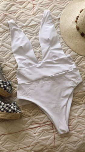 Swimsuit white