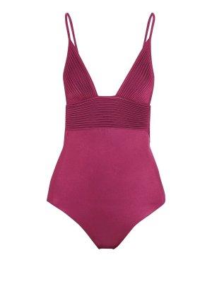 La perla Swimsuit purple