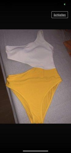 SheIn Swimsuit multicolored