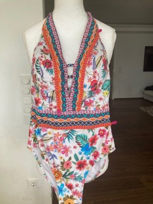 Seafolly Swimsuit multicolored spandex