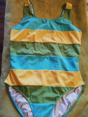 Maillot de bain multicolore