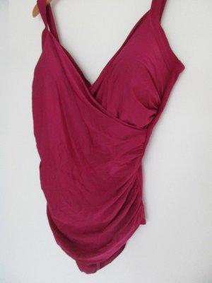 body essentials by tchibo Swimsuit purple mixture fibre
