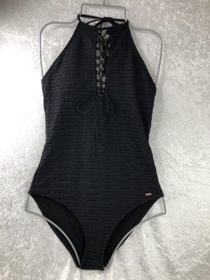 Zwempak zwart