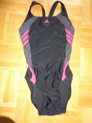 Adidas Zwempak zwart-magenta