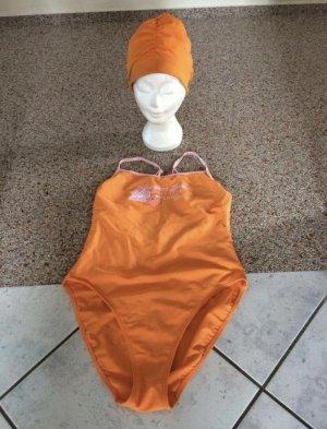 Schiesser Swimsuit orange