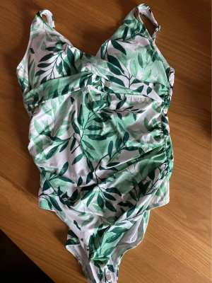 Badeanzug XL 42 grün
