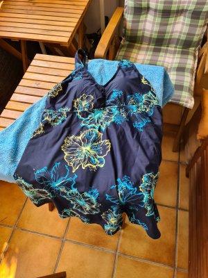 bpc bonprix collection Costume blu fiordaliso-blu cadetto Poliammide