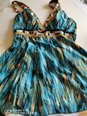 Strój kąpielowy (sukienka) Wielokolorowy