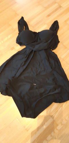 Robe de bain noir