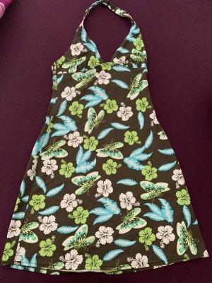 Badekleid Strandkleid Neckholder