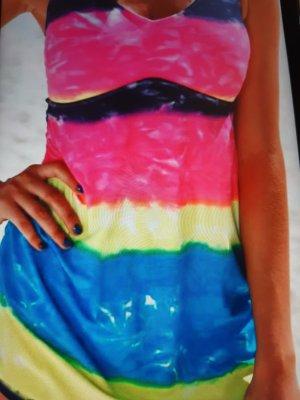 b.p.c. Bonprix Collection Robe de bain multicolore