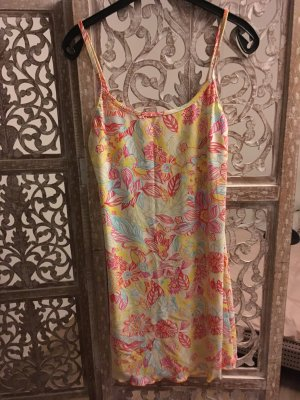 Robe de bain multicolore