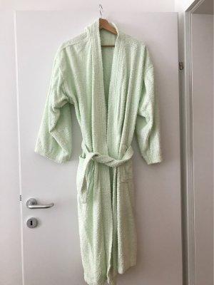 Peignoirs de bain vert clair
