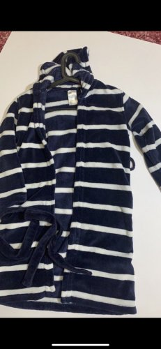 H&M Strandkleding wit-blauw