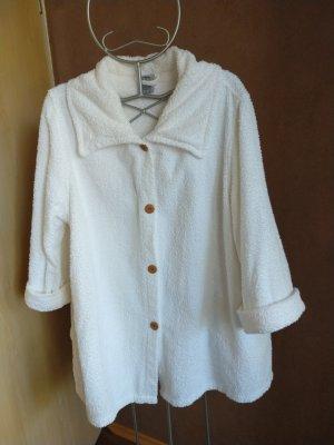 Vintage Bathrobe white