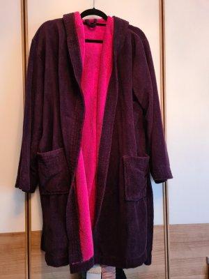 merry style Bathrobe blackberry-red-pink