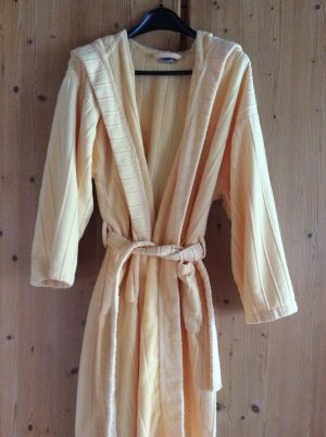 WEWO Bathrobe pale yellow cotton