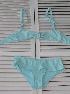 Bademode Twinset Bikini und passenden Überwurf von ERES