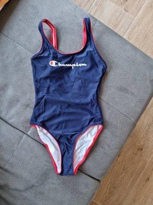 Champion Zwempak blauw