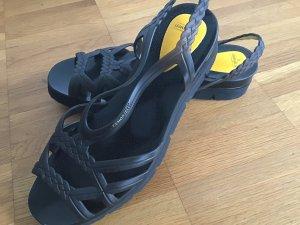 Lemon Jelly Beach Sandals black