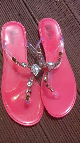 Ella Cruz Beach Sandals multicolored