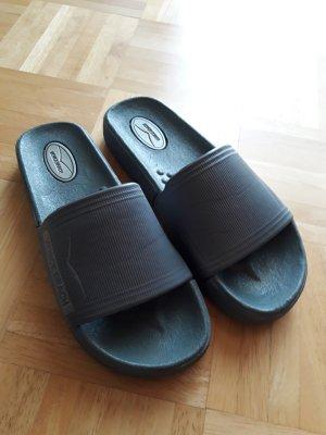 Venice beach Beach Sandals silver-colored-grey