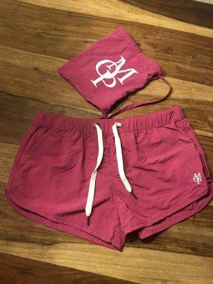 Marc O'Polo Bañador de hombre rosa