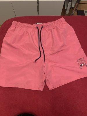 U.s. polo assn. Zwemshorts roze