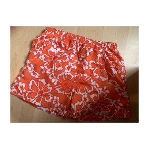 C&A RODEO White Series Plus Swimming Trunk orange-white