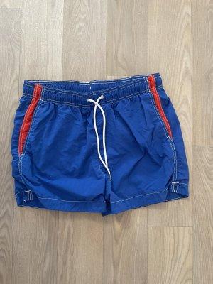keine Shorts de bain bleu-blanc