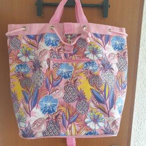 Bolsa de marinero rosa Poliéster