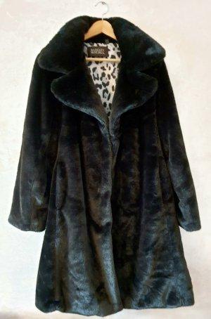 Badgley Mischka Faux Fur L New