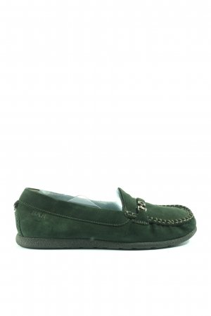 Bär Mocasines verde look casual