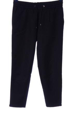 BAF Spodnie 7/8 niebieski W stylu casual