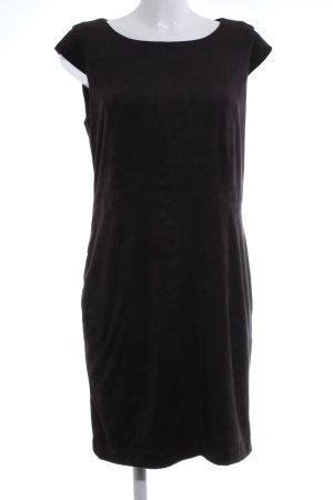 BAF Ołówkowa sukienka czarny W stylu biznesowym