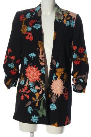 BAF Klassischer Blazer flower pattern classic style