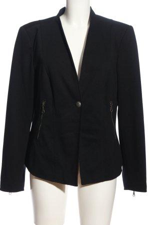 BAF Short Blazer black casual look