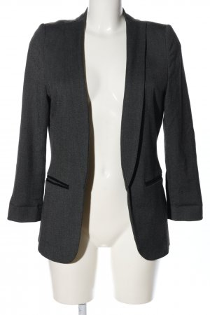 BAF Long Blazer light grey casual look