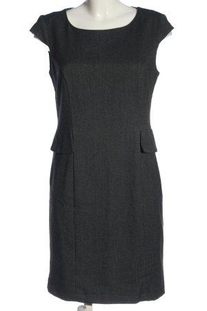 BAF Sukienka etui jasnoszary Melanżowy W stylu biznesowym